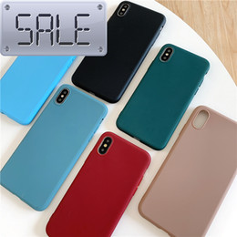Samsung paar fall online-Haqu Weiches Silikonkasten für Samsung Galaxy A10 A20 A30 A30 A40 A40 A50 A50 A71 A51 A71 A81 Fashion Candy Color Couples Cover