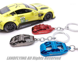 2021 pièces jdm  Hot Sell Sell AP Racing Auto Disc Porte-clés Porte-clés porte-clés porte-clés Chaîne JDM Auto Racing Chain1