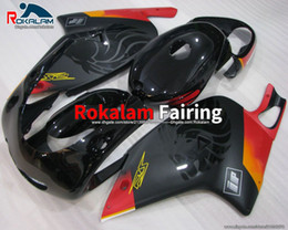 Kit rs125 on-line-Brand New Rs125 Fairings Kit para Aprilia RS125 01-05 RS 125 2001 2002 2003 2005 RS125 ABS Fairing