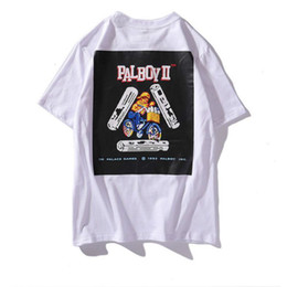 tshirt palais Promotion Hommes T-shirts Mode Palais T-shirt Mode Haute Qualité Hommes T-shirts Street Hip Hop T Shirts Casual Respirant Homme Chemise