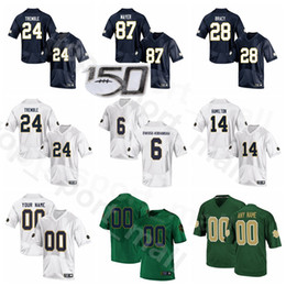 camisetas de la universidad para jóvenes Rebajas NCAA Notre Dame Fighting Irish College Football 87 Michael Mayer Jersey 24 Tiembla 14 Kyle Hamilton 6 Jeremías Owusu-Koramoah 28 Tariq Bracy