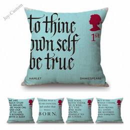 Library Cushion Cover | Book pillow