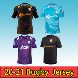 Camisa de jefes online-2021 Jefe Blues Super Nice Rugby League NRL Jersey 2020 Mustang Training Wear Mens Rugby T Shirts Tamaño: S-5XL