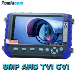 Монитор аналоговый онлайн-IV8C Улучшено 8MP 5MP AHD TVI CVI CVBS Analog Security Camera Tester Monitor IV8C HD CCTV Tester1