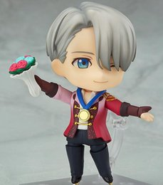 2021 victor nikiforov YURI!!! On Ice Victor Nikiforov Figure 741# Victor PVC Action Figure Figure Toy Brinquedos Birthday Christmas Gift T191022