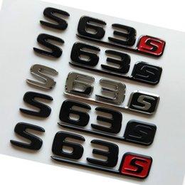 SPORT Rear Trunk Chrome Emblem Letter Badge Letters fits Mercedes C E S G SL AMG