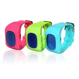 Inglês para relógio inteligente on-line-Q50 CHINE Posicionamento GPS Children's Smart Phone Watch English VersionFGT