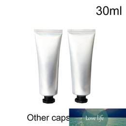 US $13.99 |Silver 30ml Plastic Hand Cream Bottle 30g Cosmetic Lip blam Soft Tube Eye Cream Squeeze Bottles Free Shipping|Refillable Bottles|