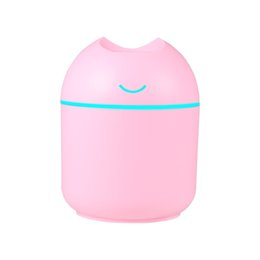 difusor de aroma aroma Desconto Air Humidifiers USB Ultrasonic Mini Perfumado Aroma Essencial Difusor de Óleo Essencial Creative Home Office Humidifier Desktop Portátil Humidifier Owe3049