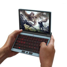 2021 окна игровой ноутбук One-NetBook OneGx1smat WiFi Gaming Laptop-ноутбук -10210Y 8GB RAM 256GB ROM 7 дюймов 1920x1200 Windows 10 OS игра Table Table WiFi # 11