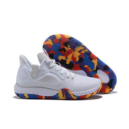 Kevin durante kd trey on-line-2019 New Mens What The KD 6 Vi Low Tops Sports Shoes tia Pearl Pink azul floral do ouro Kevin Durant KD6 TREY Sneakers Botas