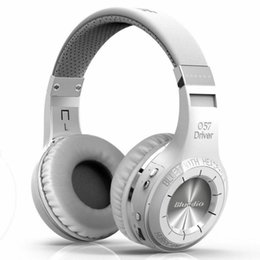 Turbina de fones de ouvido bluetooth on-line-Turbine Bluedio furacão H Bluetooth 4.1 Wireless Stereo Headset Headphones New Aplicável Para Android IOS Para Xiaomi IPhone