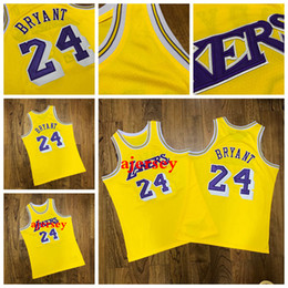tissu de lakers Promotion Hommes Los Angeles Mitchell & Ness