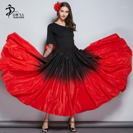 Spanisch röcke online-Flamenco Dance Rock Gypsy Rock ROBE Flamengo Enfant Spanish Dance Costumes1