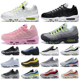 Meilleures chaussures de tennis de marche en Ligne-2018 New Hommes Sports Sports Casual Chaussures Néon Citron Wash Bleu Nébuleuse Hommes Meilleur Best Athletic Walking Tennis Chaussures de tennis Gris Homme Formation Sneakers K2R5