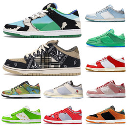 designer klobige turnschuhe  Rabatt Schuhe sb dunk low white off Designer Authentic Skateboard Turnschuhe Safari Chunky Dunky Frauen der Männer Weiß weg beiläufige Schuh-Mode Trainer