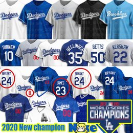 Beisebol de angeles on-line-Dodgers Baseball Jerseys Mookie Betts 8 24 Bryant KB Black Mamba Los Angeles Cody Bellinger personalizado Justin Turner Clayton Kershaw Hernandezs
