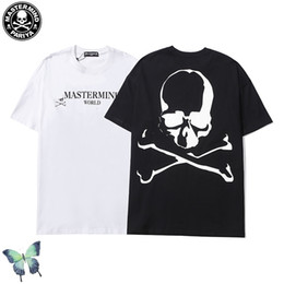 navires japon vêtements Promotion 2021 Nouveau Mastermind Japan Casual T-shirt MMJ Men Femmes Haute Qualité Tableau original T-shirt Fast Shirt Vêtements pour hommes U0YV