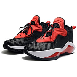 chaussures lebron vente Promotion LeBron Soldier 14 XIV Black White Red Grey Orange James Sports Shoes for Sale Tennis Sports Sneakers Size 40-46