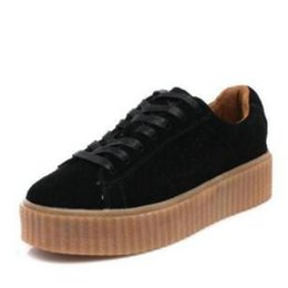 scarpe creepers rihanna Sconti New Basket Creepers Glo Rihanna Sneakers Sport casual da donna in esecuzione da jogging shoes womens moda classica scarpe 36-44