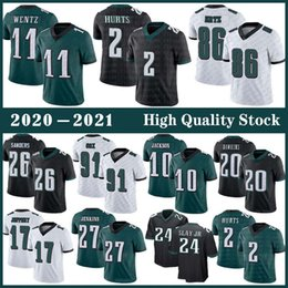 Jérsei do jeffery do alshon on-line-11 Carson Wentz Football Jersey 86 Zach Ertz 2 Jalen Dói 26 Miles Sanders 91 Fletcher Cox 20 Brian Dawkins Desan Jackson Alshon Jeffery
