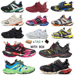 Chaussures de sport en plein air en Ligne-2020 Track 3.0 Newest Outdoor Athletic 3M Triple S Sport Shoes Compare Sneakers  similar  Designer hommes femme  femmes baskets  chaussures balenciaga balenciaca balanciaga