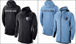 Herren sweatshirt mit reißverschluss online-Memphis