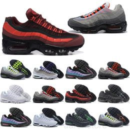 Meilleures chaussures de tennis de marche en Ligne-Nouvelle Drop Shipping Hight Quality Humans Chaussures Sports Sports Noir Hommes Blancs Best Athletic Walking Chaussures de tennis Gris Homme Formation Sneakers K2R5