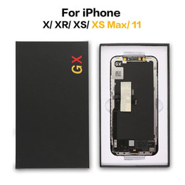 Touchscreen tft lcd-anzeige online-OLED LCD für iPhone X XS XS MAX XR 11 LCD Display Incell TFT Touchscreen Digitizer Ersatzmontage