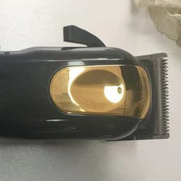 Cortadores elétricos para cabelos on-line-2021 Negros Gold Magia Homens Elétrica Cabelo Clippers Cordless Adulto Razors Profissional Barbear Cabelo De Cabelo De Canto De Canto Bom