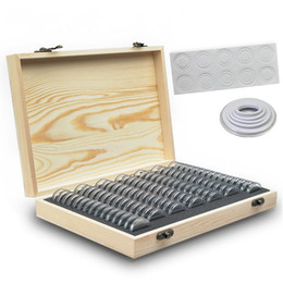 Monete quadrate online-Commemorative Coin Storage Collection Collection Collection Organizzatori Square Block Catch Rettangolo Box Woodiness Encluding Coins Portatile di alta qualità