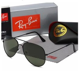 2020 старинные летные солнцезащитные очки 2020 Bans Ban New Men Ray Sunglasses Aviator Vintage Pilot Brand Brand Sun Gland Band Polarized UV400 Женщины Ben Sunglasses Wayfarer 3025 WKRJ #