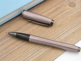 10Pcs Black Office Parker 0.5mm Rollerball Pen Refill Sonnet IM RollerBall Pen