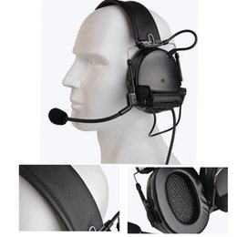 2021 z casque tactique Casque d'air de Z-TAC en plein air Comtac III Réduction du bruit avec le casque tactique PTT Kenwod Z051 + Z113 promotion z casque tactique