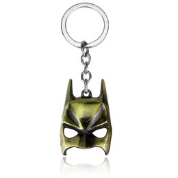 vingadores chaveiros Desconto Hot selling Avenger Alliance Batman Superman Keychain Pingente ao redor do filme