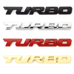 badge jeep Promotion 3D Metal Turbo Audi Emblem Trunk Badge Auto Decals Volvo Stickers Logo BMW Car Ford Toyota Nissan Volkswagen Honda For Jeep Opel Bkwff