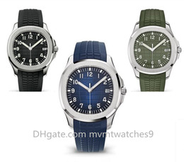 Elásticos militares on-line-Moda Luxo Sports Watch Men Quartz Borracha Borracha Militar À Prova D 'Água Masculino Clock Mens Relógios Designer Black Blue Watch Montre de Luxe