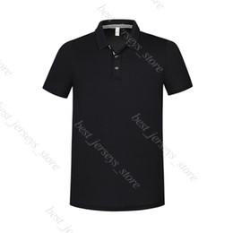 Pull sec en Ligne-Polo Shirt Sweat to Dry Sports Style Summer T-shirt Hommes Hot New 2020