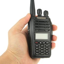 Rádio baofeng uv b5 on-line-Baofeng UV-B5 Portátil Radio Walkie Talkie Retevis VHF UHF 5W 99CH Dois Way Radio FM Transceptor