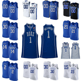 Jerseys duque on-line-Duque Blue Devils Jerseys Matthew Hurt Jersey Tre Jones Wendell Moore Jr. O'Connell Robinson College Basketball Jerseys Mens Costume Costume