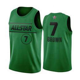 Boston Celtics #60 Jonathan Gibson Icon Green Swingman Jersey