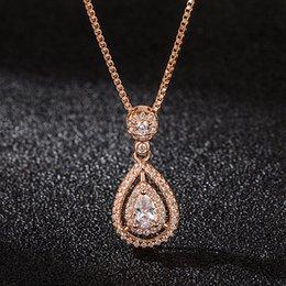 Quality Bride Wedding Diamond Crystal Choker Necklace Pendant Earrings Set UK