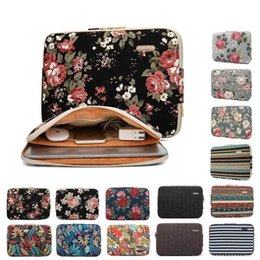 hp laptop 17 Desconto Manga capa para Laptop 11 12 13 14 15 15,6 17 polegadas para MacBook Air Pro 13,3 15,4, Laptop Bag PC Tablet Case Capa para HP Dell 210325