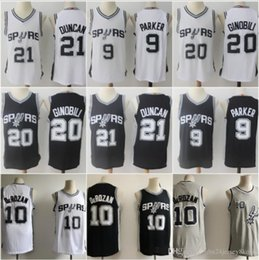 ginobili jersey Promotion Hommes