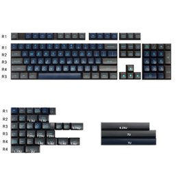 Abs 139 online-Dobles ABS KeyCAP SA Double S KeyCaps 139 llaves para 64 84 68 teclados mecánicos