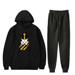 2021 noir à capuche costume hommes  Nouvelle arrivée Anime Haikyuu !! Sweats à Sweats Sweats Hommes Sweat Sweat-shirt Black Loups Black Wolves Msby Red Sweat à capuche garçons Couples Couples Cuisson Casual Tenue