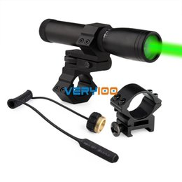 Wholesale Nd Green Laser - Laser Genetics ND-30 Long Distance Green Laser Designator with mount New FREE Shipping order<$18no track