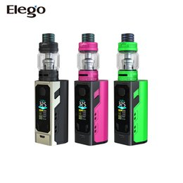 Wholesale X3 Battery - New!! 100% Original IJOY Captain X3 Kit 324W 8ml Compatible with both 20700 batteries and 18650 batteries