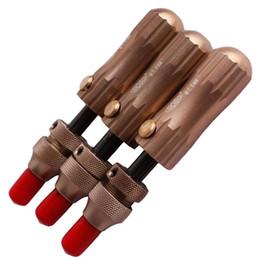 2019 goso pin lock pick 3pcs GOSO 7pin 7.5pin 7.8 Pin Tubular Manipulación ajustable Bloqueo de selección Herramienta de cerrajería Conjunto de selección de bloqueo goso pin lock pick baratos