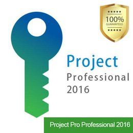 Wholesale Product Keys - Visio Pro Professional 2016 PC Software activation Key Product Code Download 32 64 Bits Global